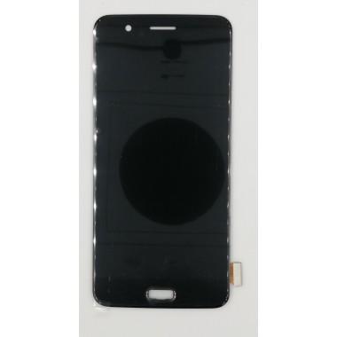 Дисплей (Модуль) для OnePlus 5 в сборе с тачскрином Черный