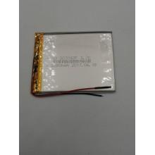 АКБ универсальная 307092p 3,7v Li-Pol 2000 mAh (3*70*92 mm)