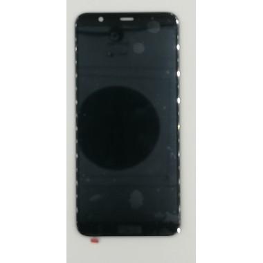 Дисплей (Модуль) для Huawei P Smart в сборе с тачскрином Черный