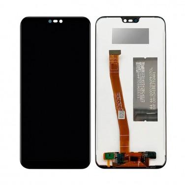Дисплей (Модуль) для Huawei P20 Lite/Nova 3e в сборе с тачскрином Черный