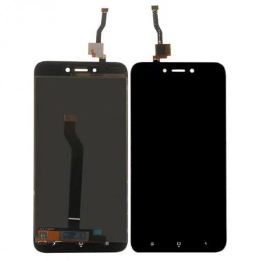 Дисплей (Модуль) для Xiaomi Redmi 5A/Redmi Go в сборе с тачскрином Черный