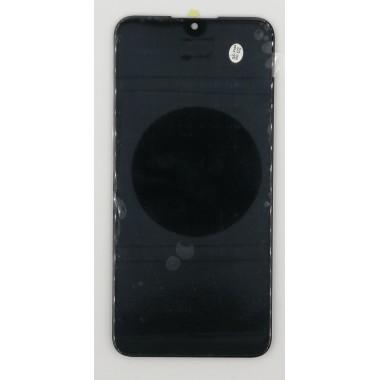 Дисплей (Модуль) для Xiaomi Mi Play в сборе с тачскрином Черный