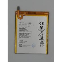 Аккумулятор для Huawei Honor 5X/G8/Y6 II (CAM-L21) 3000 mAh HB396481EBC