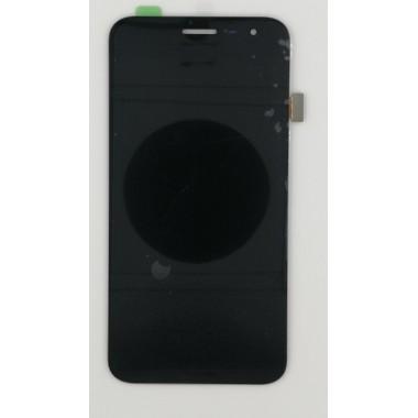 Дисплей (Модуль) для Samsung Galaxy J2 Core 2018 (SM-J260F) в сборе с тачскрином Черный - Оригинал