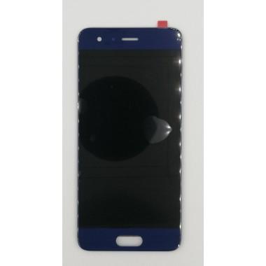 Дисплей (Модуль) для Huawei Honor 9/9 Premium в сборе с тачскрином Синий