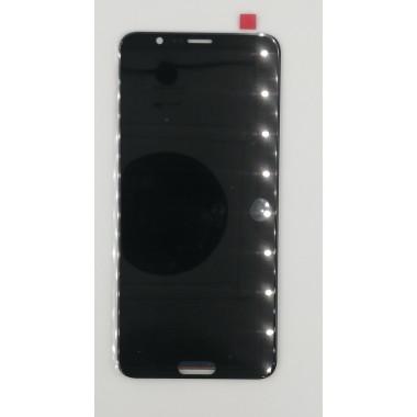 Дисплей (Модуль) для Huawei Honor View 10 в сборе с тачскрином Черный