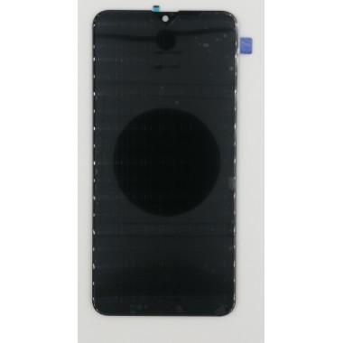 Дисплей (Модуль) для Samsung Galaxy A10s (SM-A107F) в сборе с тачскрином Черный - Оригинал