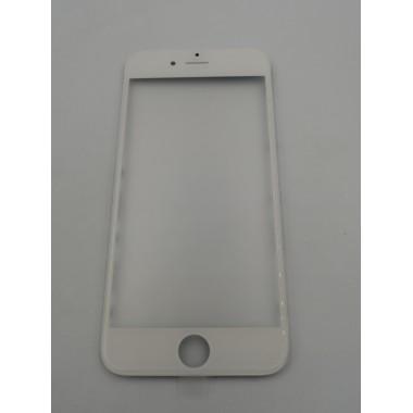 Стекло для дисплея Apple iPhone 6 в сборе с рамкой, OCA Белое