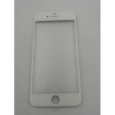 Стекло для дисплея Apple iPhone 7 в сборе с рамкой, OCA Белое