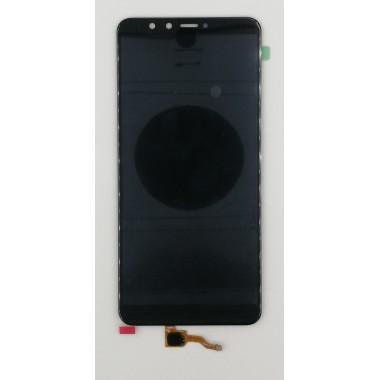 Дисплей (Модуль) для Huawei Y9 2018 в сборе с тачскрином Черный