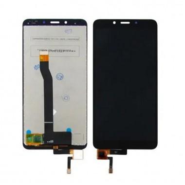 Дисплей (Модуль) для Xiaomi Redmi 6/Redmi 6A в сборе с тачскрином Черный