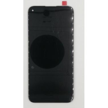 Дисплей (Модуль) для Huawei P40 Lite в сборе с тачскрином Черный