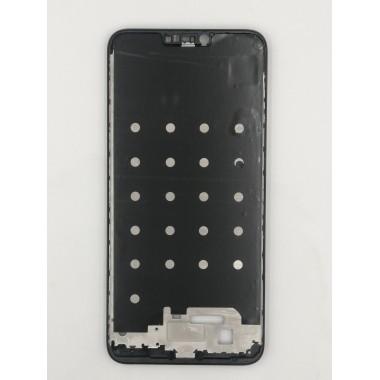 Рамка дисплея для Huawei Honor 8C Черная