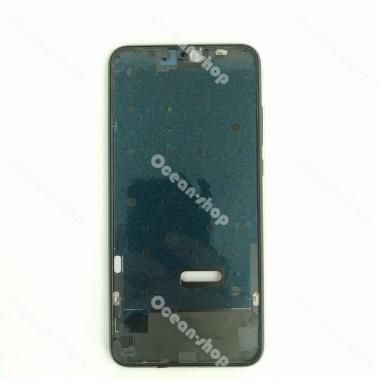 Рамка дисплея для Huawei Honor 8X Черная