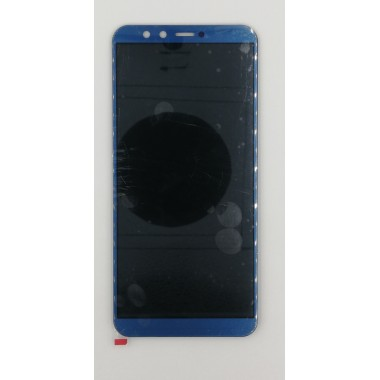 Дисплей (Модуль) для Huawei Honor 9 Lite в сборе с тачскрином Синий