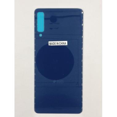 Задняя крышка для Samsung Galaxy A7 2018 (SM-A750F) Синий