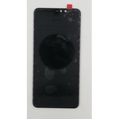 Дисплей (Модуль) для Xiaomi Redmi Note 6 Pro в сборе с тачскрином Черный