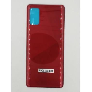 Задняя крышка для Samsung Galaxy A41 (SM-A415F) Красный