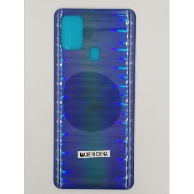Задняя крышка для Samsung Galaxy A21s (SM-A217F) Синий