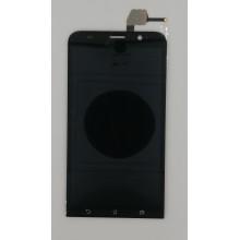 Дисплей (Модуль) для Asus ZenFone 2 ZE550ML в сборе с тачскрином Черный