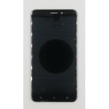Дисплей (Модуль) для Asus ZenFone 3 Laser ZC551KL в сборе с тачскрином Черный