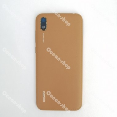 Задняя крышка для Huawei Y5 2019 Коричневый