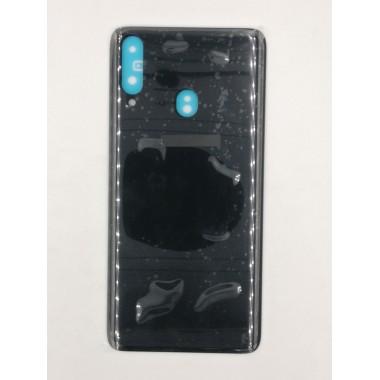 Задняя крышка для Samsung Galaxy A20s (SM-A207F) Черный