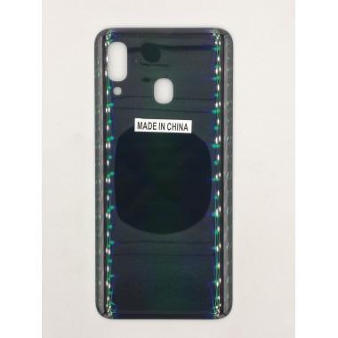 Задняя крышка для Samsung Galaxy A40 (SM-A405F) Черный