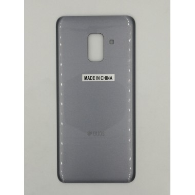Задняя крышка для Samsung Galaxy A8 (SM-A530F) Серый
