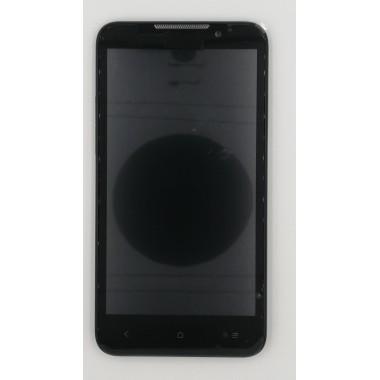 Дисплей (Модуль) для HTC Desire 516 Dual в сборе с тачскрином Черный