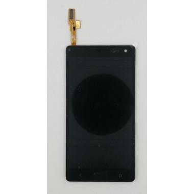 Дисплей (Модуль) для HTC Desire 600 в сборе с тачскрином Черный
