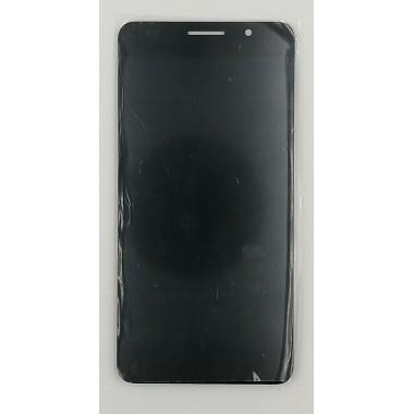 Дисплей (Модуль) для Huawei Honor 6 в сборе с тачскрином Черный