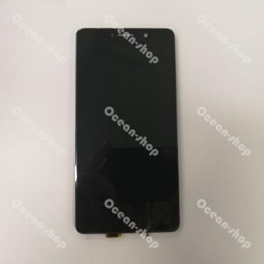 Дисплей (Модуль) для Huawei Honor 6X/GR5 2017 в сборе с тачскрином Черный