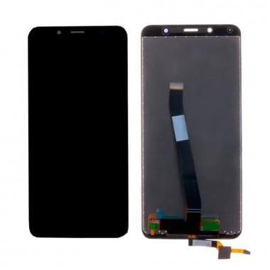 Дисплей (Модуль) для Xiaomi Redmi 7A в сборе с тачскрином Черный