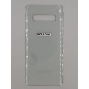 Задняя крышка для Samsung Galaxy S10 Plus (SM-G975F) Белый