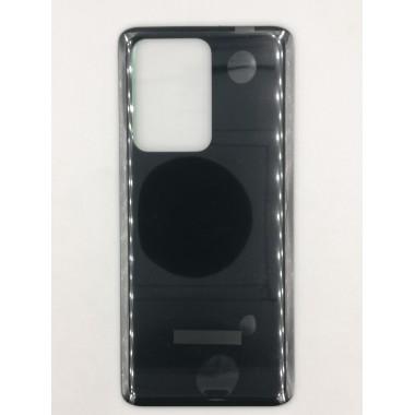 Задняя крышка для Samsung Galaxy S20 Ultra (SM-G988B) Черный