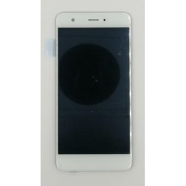 Дисплей (Модуль) для Huawei Nova (CAN-L01, CAN-L11) в сборе с тачскрином Белый