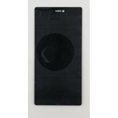 Дисплей (Модуль) для Huawei P8 в сборе с тачскрином Черный