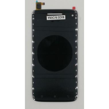 Дисплей (Модуль) для Lenovo Vibe X S960 в сборе с тачскрином Черный