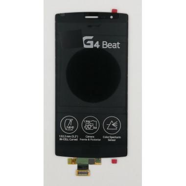 Дисплей (Модуль) для LG G4s (H736) в сборе с тачскрином Черный