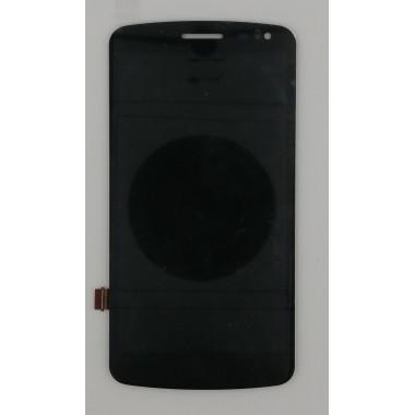 Дисплей (Модуль) для LG K5 (X220DS) в сборе с тачскрином Черный