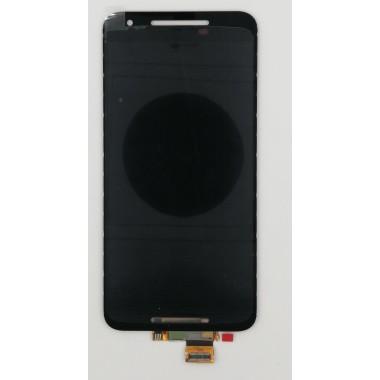 Дисплей (Модуль) для LG Nexus 5X (H791) в сборе с тачскрином Черный