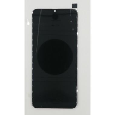 Дисплей (Модуль) для Samsung Galaxy A50 (SM-A505F) в сборе с тачскрином Черный - Amoled