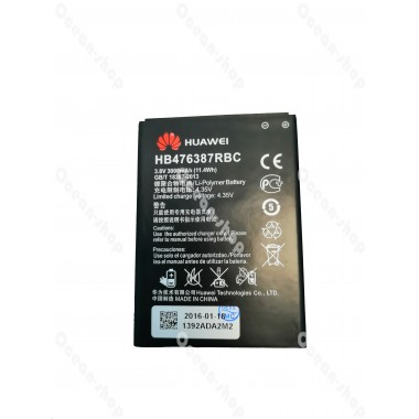 Аккумулятор для Huawei Honor 3X/G750 3000 mAh HB476387RBC