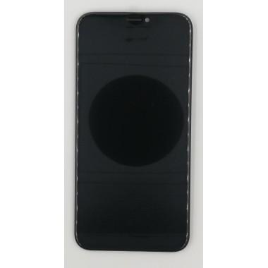 Дисплей iPhone Xs в сборе Черный (Hard OLED)