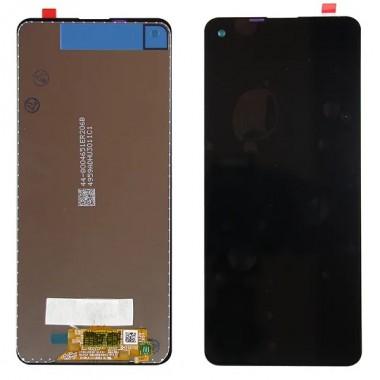 Дисплей (Модуль) для Samsung Galaxy A21s (SM-A217F) в сборе с тачскрином Черный