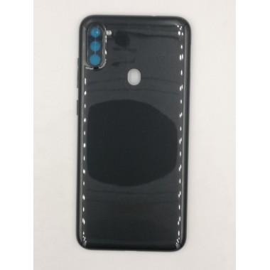 Задняя крышка для Samsung Galaxy A11 (SM-A115F) Черный