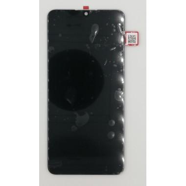 Дисплей (Модуль) для Huawei P30 Lite/Honor 20S/Honor 20 Lite в сборе с тачскрином Черный - Ориг