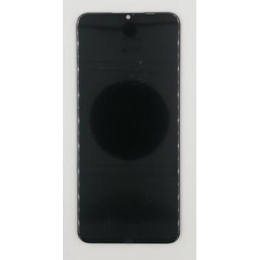 Дисплей (Модуль) для Realme 5/OPPO A5 (2020)/A9 (2020) в сборе с тачскрином Черный