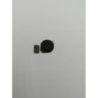 Шлейф для Huawei P Smart Z/Honor 9X сканер отпечатка пальцев Черный